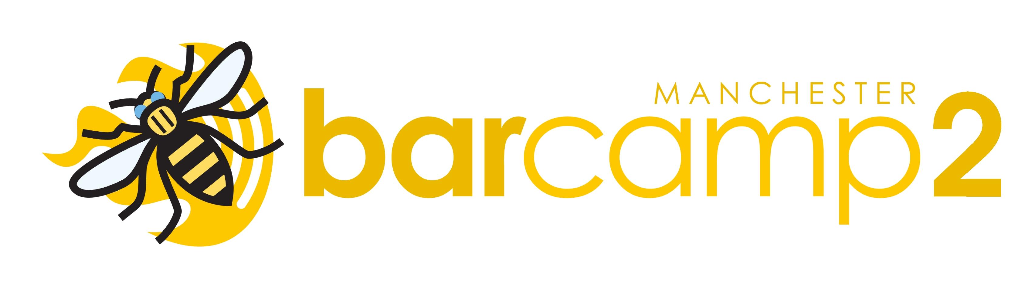 BarCamp Manchester 2 logo