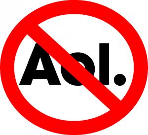 No AOL